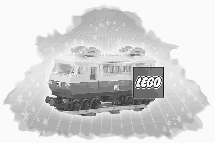 Lego 7740 (1980) - Bausteine der Kindheit