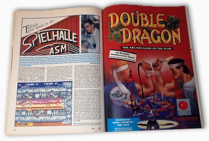 ASM Spielhalle – mit News zu Automaten