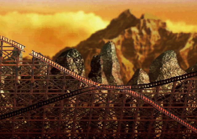 Brücken vor Corel