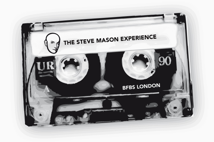 The Steve Mason Experience on BFBS London