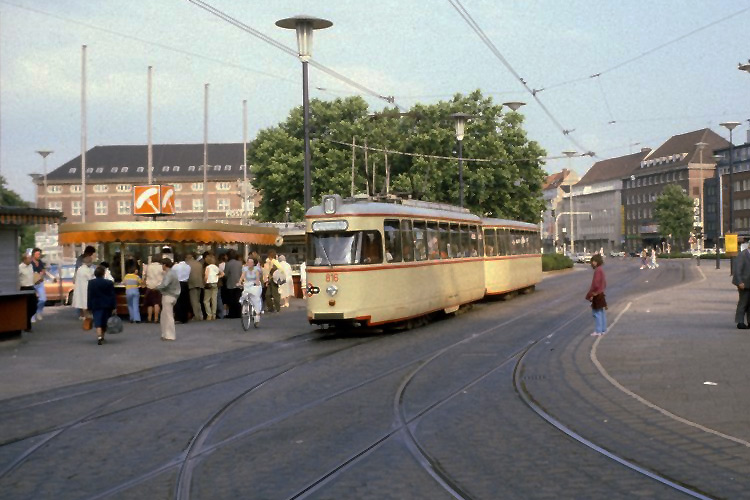 (1981) T4 am Hauptbahnhof, Quelle: Kurt Rasmussen @ commons.wikimedia.org