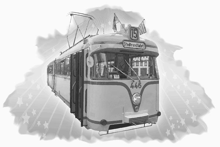 Bremer Straßenbahn – Fahrschein lösen zur Vergangenheit