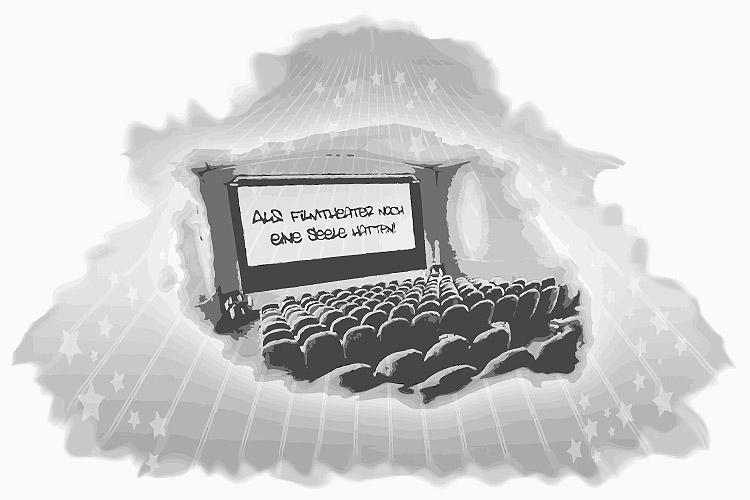 Kino der Achtziger - als Filmtheater noch eine Seele hatten