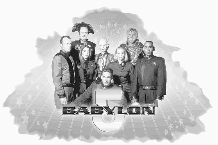 Babylon 5 (1995-1999) - Blick in die Zukunft