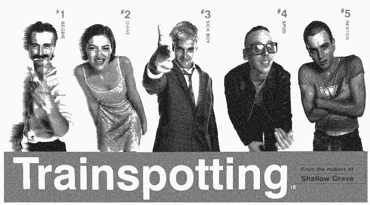 "Trainspotting - Schlüsselerlebnis für ""Retrogressive Sessions"""