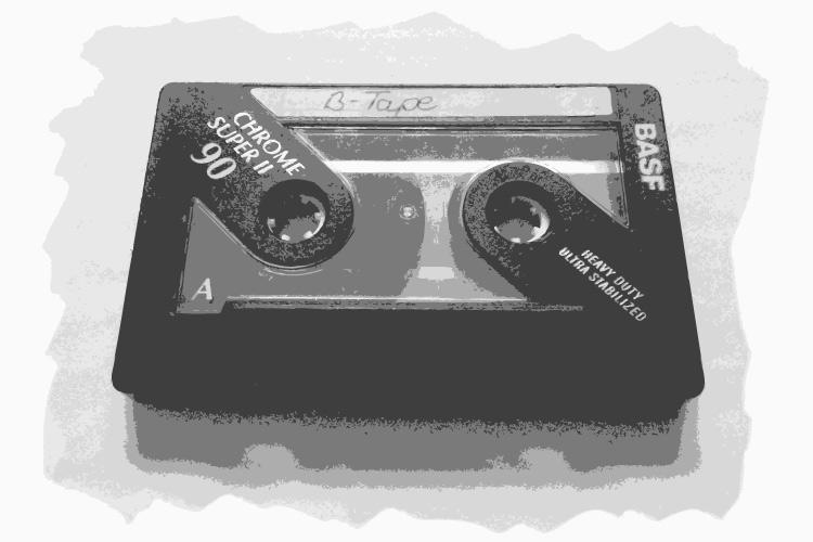 Das B-Tape - Wiederbelebung eines Mixtapes