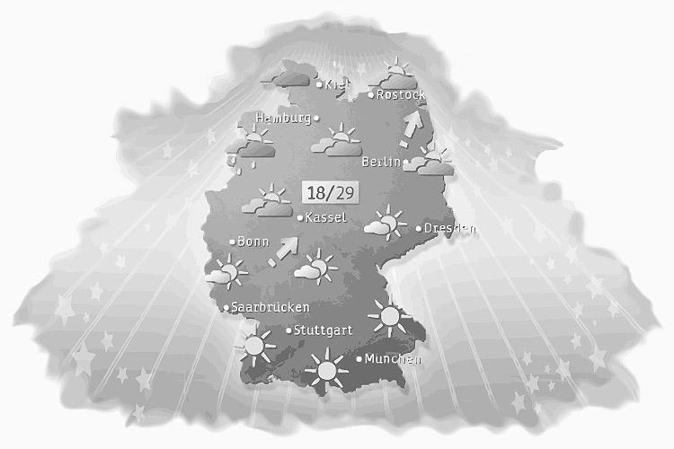 Wetterbericht - Landplage der Gegenwart