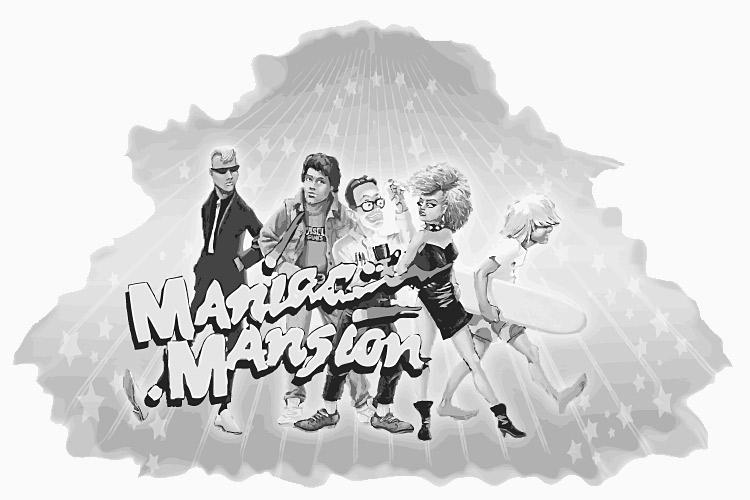 Maniac Mansion (Lucasfilm Games, 1987)