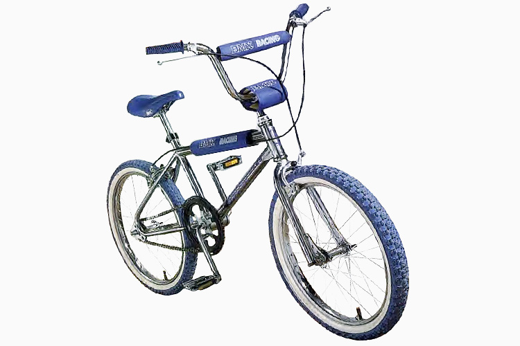"BMX-Rad ""Blue Mile"" (Quelle-Katalog, 1986)"