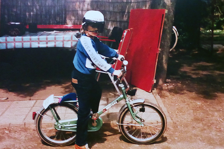 """Zwar kein Ford, aber mein erstes """"Mustang"""" Kinderfahrrad (1980)"""