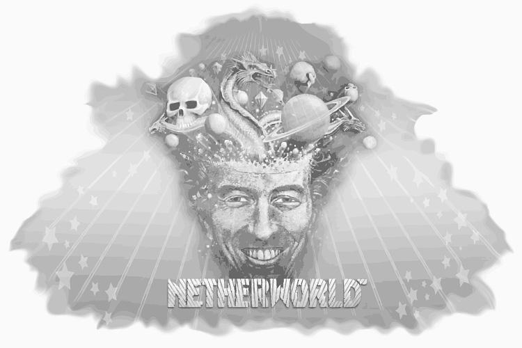 Netherworld (Hewson, 1988) - bizarres C64-Puzzle, das erstaunlich gut gealtert ist