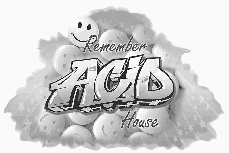 Acid House – Jugendbewegung der späten Achtziger